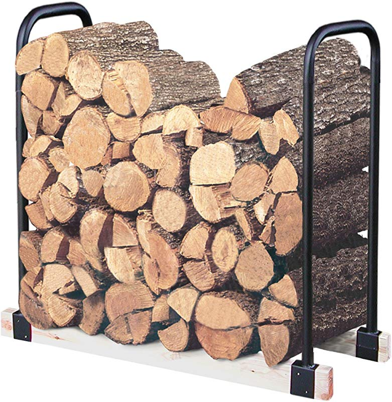Landmann USA 82424 Adjustable Firewood Rack Upto 16 Feet Wide