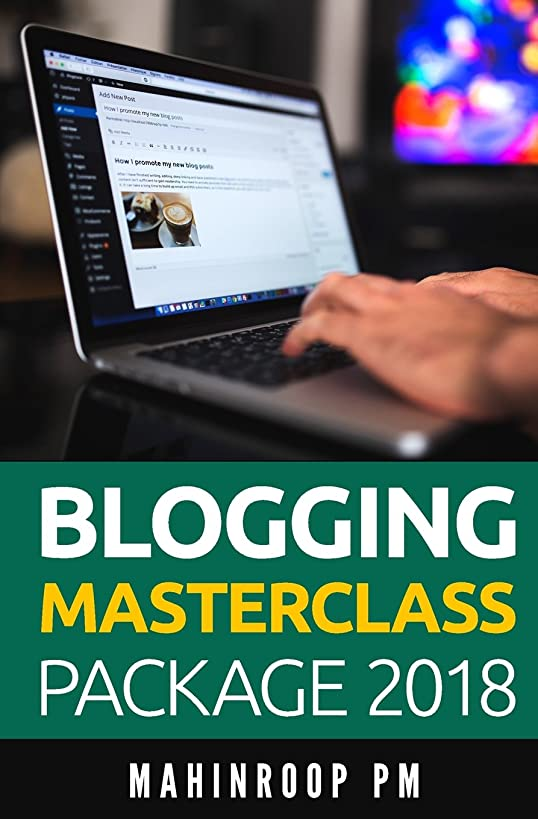 Blogging Masterclass Package 2018
