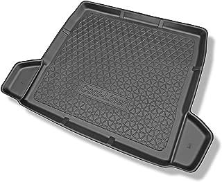 color negro 6B-804034 Kit de alfombrillas para coche y protector de maletero de goma 900460-900477