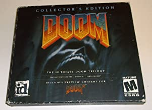 Doom Collector's Edition the Ultimate Doom Trilogy