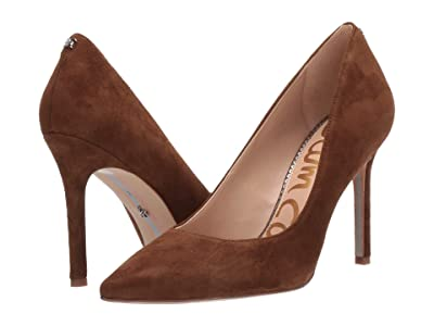 Sam Edelman Hazel (Hazelnut Suede Leather) Women