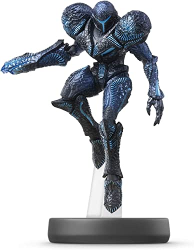 Nintendo Amiibo - Dark Samus - Super Smash Bros. Series - Wii; GameCube