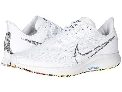 Nike Air Zoom Pegasus 36 AW (White/Summit White/Blue Hereo) Men