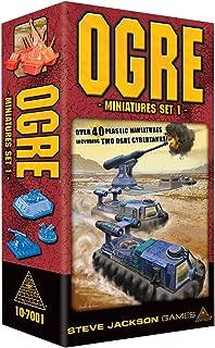 Best ogre tank miniatures Reviews