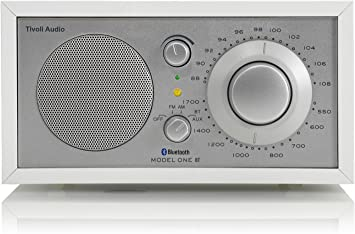 Tivoli Model One Bluetooth Ukw Mw Radio In Weiß Silber Heimkino Tv Video