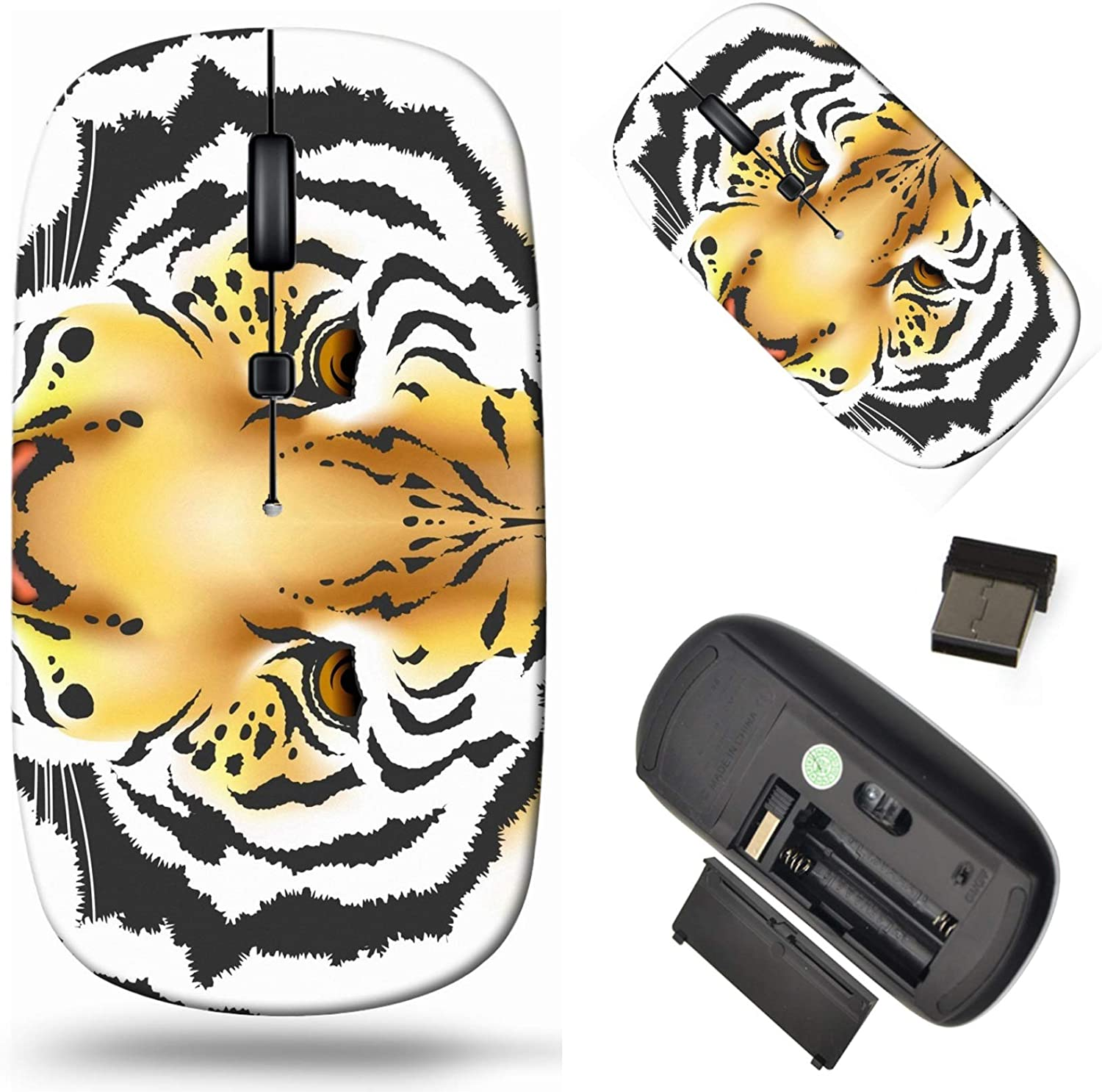 Wireless Computer Mouse OFFicial mail order 2.4G with Cor Special price for a limited time USB Receiver Laptop