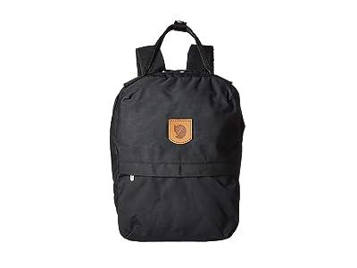 Fjallraven Greenland Zip (Black) Backpack Bags