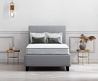 Ashley Furniture Signature Design - Sierra Sleep - Bonell Twin Size Mattress - 6 inches -White