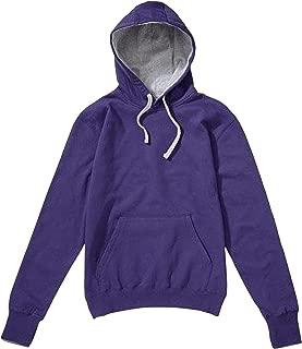 SG Mens Contrast Hooded Sweatshirt/Hoodie