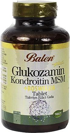 Balen Glukozamin Kondroitin Msm+Boswellia 1200Mg 60 Tablet