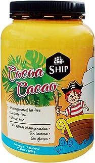 BOTE CACAO  de 500G SHIP