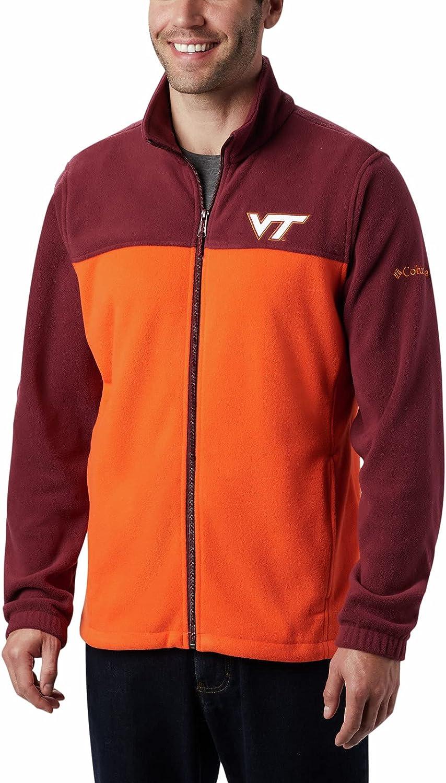 Columbia NCAA Popular shop is the lowest price challenge Mens Collegiate Fleece Indianapolis Mall III Jacket Flanker