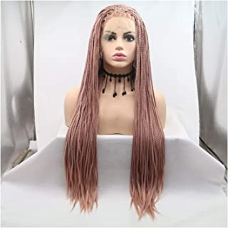 Amazon.es: peluca trenzas africanas rubia