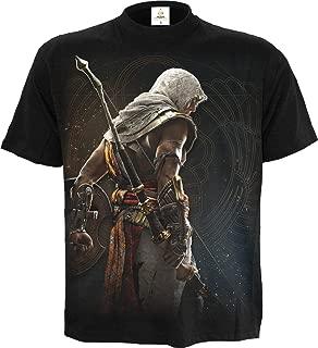 Spiral Mens - Origins - BAYEK - Assassins Creed T-Shirt Black