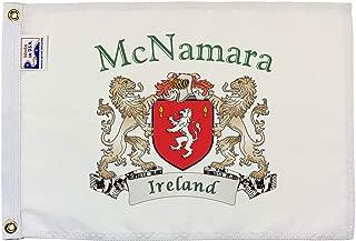 irish crest flags