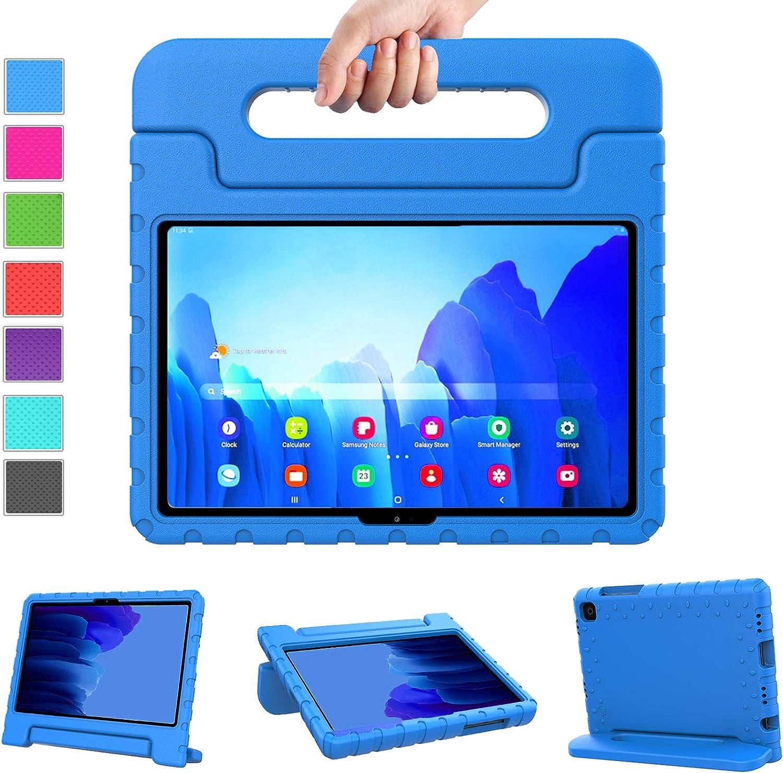 LTROP Samsung Galaxy Tab A7 Case, 10.4 Blue
