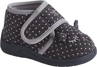 9bae9778f53e3 Amazon.fr : Chaussons Antidérapants Bébé - Scratch / Chaussures ...
