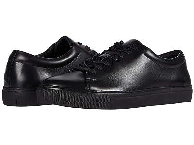 Wolf & Shepherd Glider Sneaker (Onyx) Men