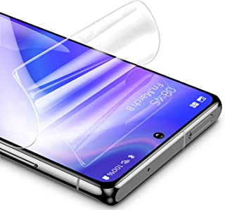 RIWNNI Pellicola Protettiva per Samsung Galaxy Note 20 [3 Pezzi], Ultra Sottile Morbido TPU Pellicola Copertura Completa P...