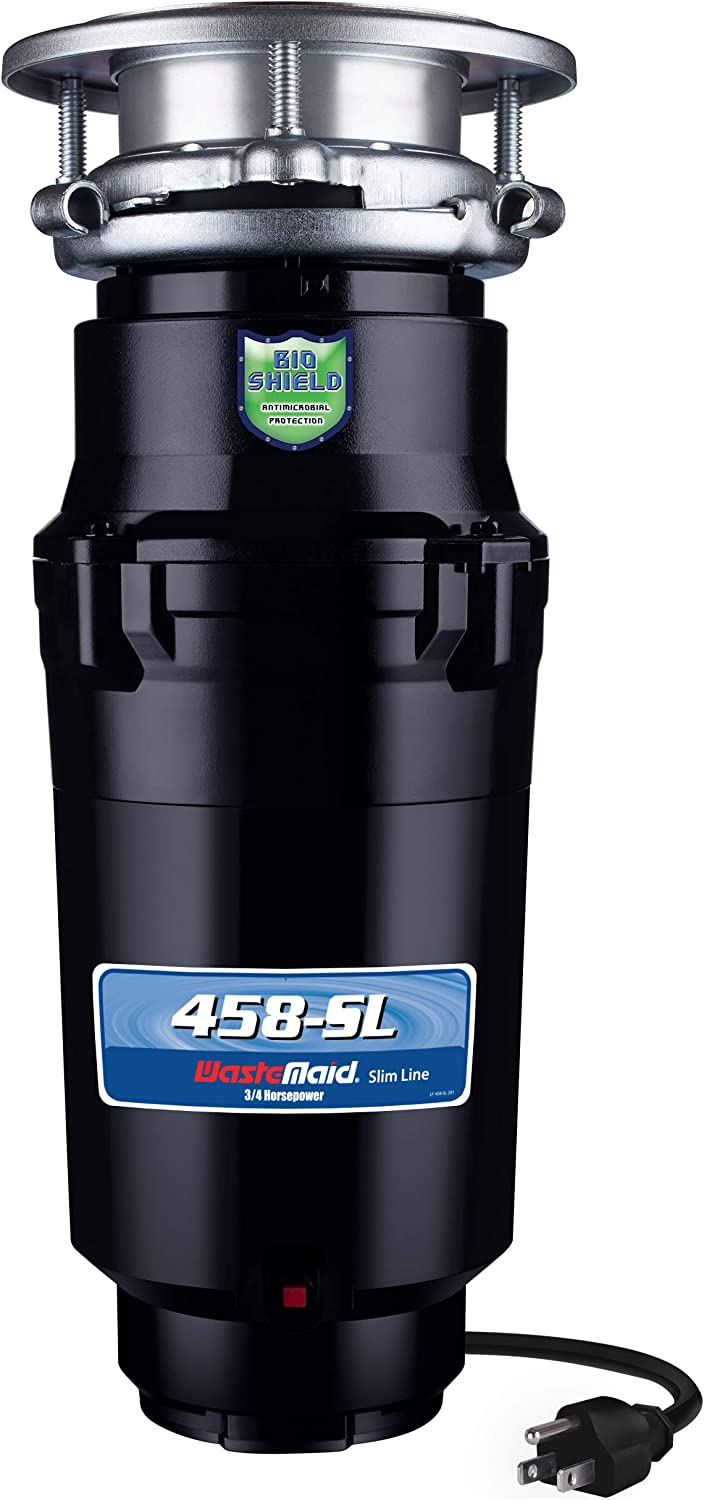 Waste Maid 10-US-WM-458-SL-3B Ranking integrated 1st place Garbage Disposal Corr and Anti-Jam Cheap SALE Start