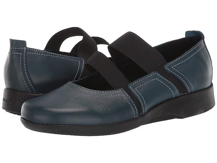 Arcopedico  Betsy (Patrol Blue) Womens Shoes
