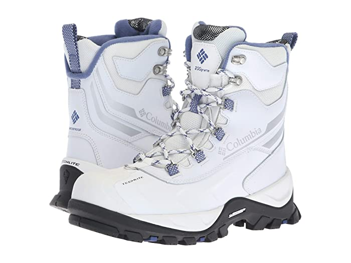 Columbia Bugaboot Plus IV Omni-Heat (White/Eve) Women's Cold Weather Boots