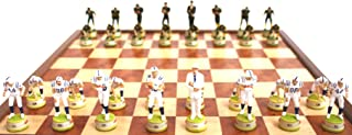 Best football chess pieces Reviews