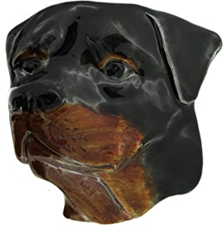 Rottweiller Belt Buckle. Comes In One Of My Presentation Boxes.