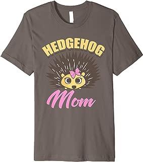 Hedgehog Mom Shirt   Cute Adorable Porcupine Mom Gift