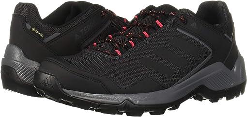 Carbon/Black/Active Pink