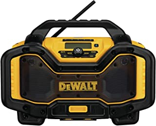 DEWALT DCR025R Bluetooth Charger Radio (Renewed)