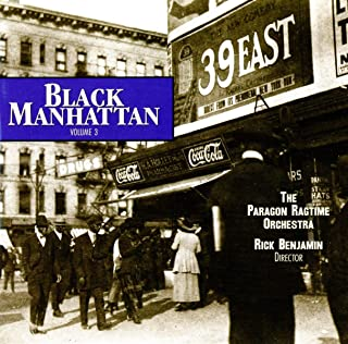 Black Manhattan, Vol. 3