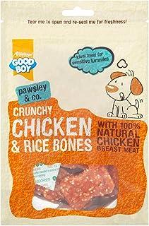 Armitage Good Boy Crunchy Chicken & Rice Bones 100gm Dog Treat