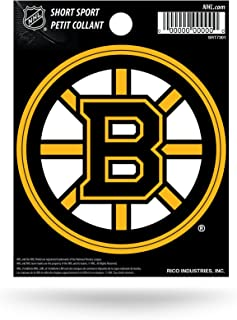 boston bruins car stickers