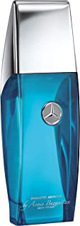 Mercedes Benz | VIP Club Energetic Aromatic | Eau de Toilette | Spray for Men | Aromatic Watery Scent | 3.4 oz