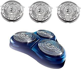 سرهای جایگزین HQ9 برای تراش های فیلیپس Norelco Shaver AT900 ، Shaver series 9100 ، Shaver series 8100 , MultiPrecision Blades، Easy Cut and Installation