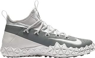 Nike Alpha Huarache 6 ELT Turf Lax Mens 923426-102 Size 10.5