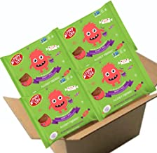 Enjoy Life Halloween Chocolate Candy Minis Variety Pack, Soy free, Nut free, Gluten free, Dairy free, Non GMO, 6.3 Ounce (Pack of 4)