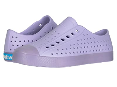 Native Shoes Jefferson (Powder Purple/Transluscent) Shoes