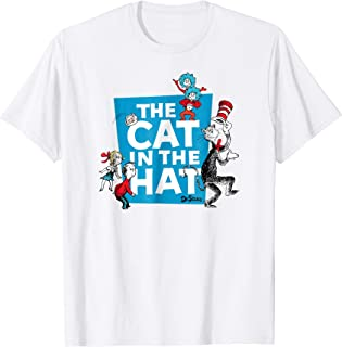 The Cat in the Hat Characters T-shirt