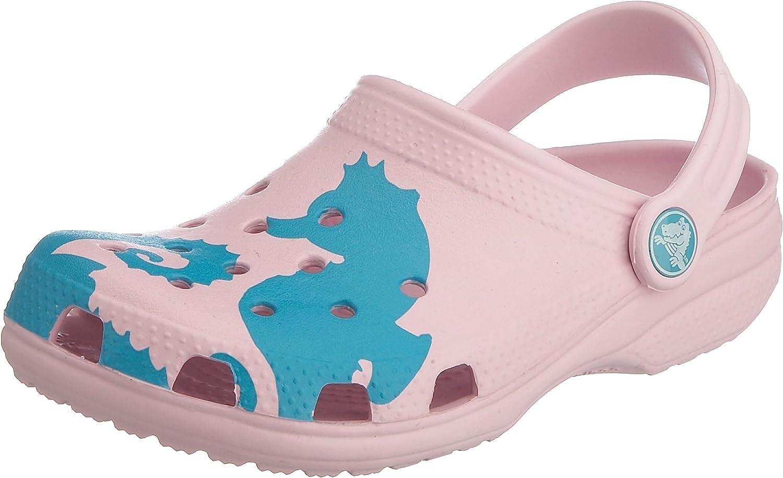 Crocs Kids' Classic Seahorse Sandal
