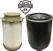 Dodge 6.7L Cummins Fuel Filter Water Separator set for '13-'18 Ram 2500 3500 4500 5500 Diesel Trucks