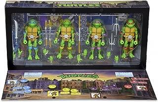 Teenage Mutant Ninja Turtles TMNT Arcade Game Hero Figure Set SDCC 2016 Exclusive