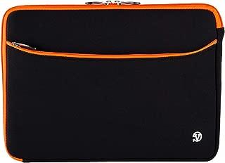 Neoprene 15.6 Inch Laptop Sleeve Fit MSI WE63, WS63, WS65, P65 Creator, PS63, GL63 8RC 069, GS65 Stealth, PE60 Prestige, LG Gram 15.6, Razer Blade, Samsung Notebook 9, Gigabyte Aero 15X