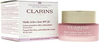 Clarins Multi-Active Day Cream SPF 20, 1.7 Ounce