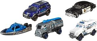 Mega Blocks Mb Patrol, Multi-Colour, Fwx27, 5-Pack