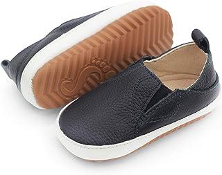 Dotty Fish Zapatos Casuales para Niños. Suelas de Goma para niños y niñas. Zapatos Antideslizantes para niños pequeños Azu...