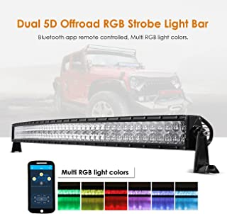 Best autofeel 52 inch curved light bar Reviews
