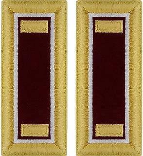 Army Officer Medical Shoulder Boards