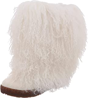 gucci fur boots